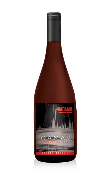 2014 Barrel Select Gamay