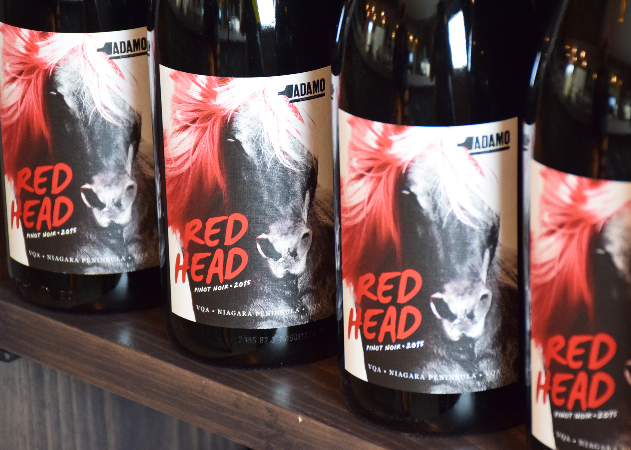 Wine Profile: 2015 Red Head Pinot Noir