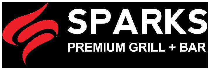 Sparks premium Grill logo