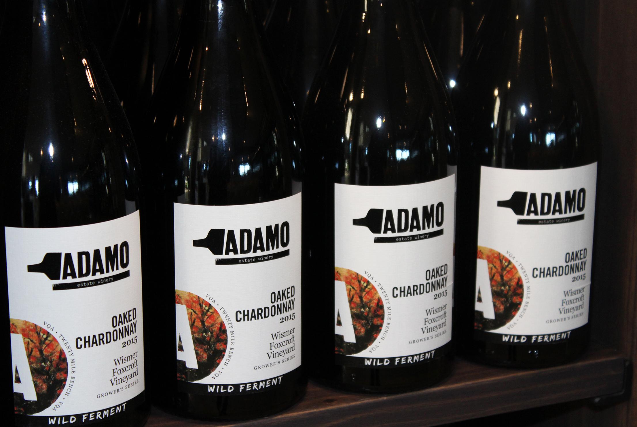 New Release: 2015 Wild Ferment Oaked Chardonnay