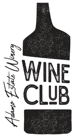 Adamo Wine Club logo black